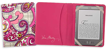 Pink Paisley Kindle Cover by Vera Bradley