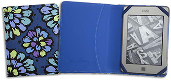 Indigo Kindle Touch Cover by Vera Bradley