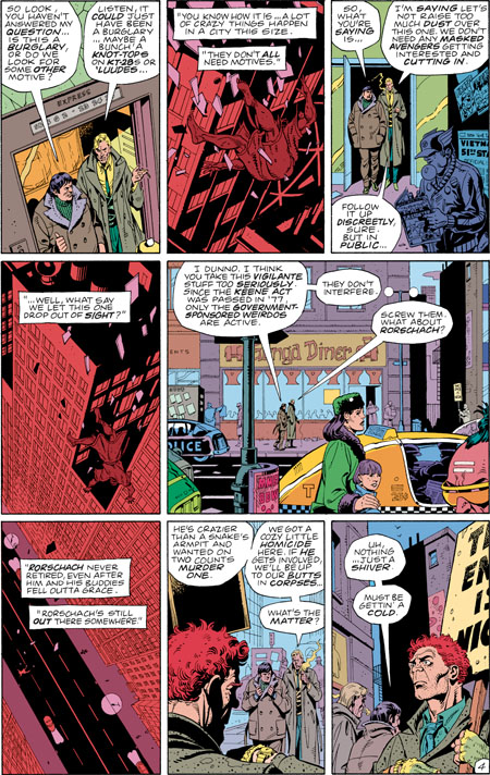 Amazon.com: Watchmen EBook: ALAN MOORE, Dave Gibbons: Kindle Store
