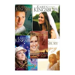 22 Karen Kingsbury Romances