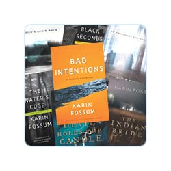Seven Norwegian Crime Novels