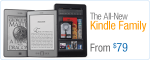 The All-New Kindle Family