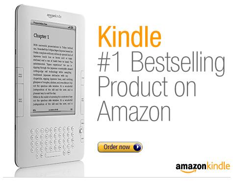Kindle: The #1 Bestselling Product on Amazon