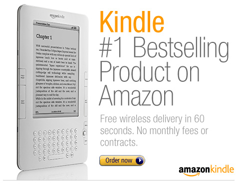 Kindle: The #1 Bestselling Product on Amazon