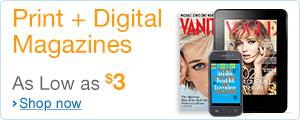 Print + Digital Magazines