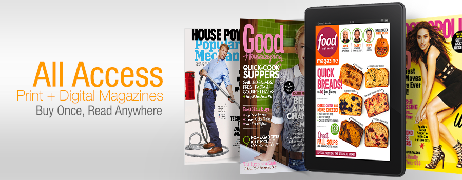 All Access Magazines Buy One Read Anywhere
