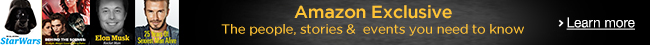 Starting at $0.99: Amazon Exclusive Articles and Collections