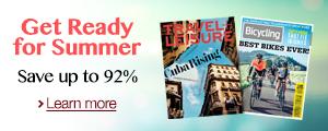Get Ready for Summer Magazine Deals