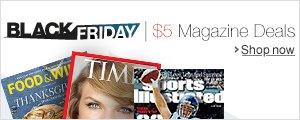 $5 Magazine Deals