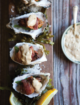 Featured Recipe: Angels on Horseback