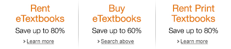 eTextbooks - Know Your Options