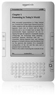"Kindle Wireless Reading Device (6"" Display, Global Wireless,  Latest Generation)"