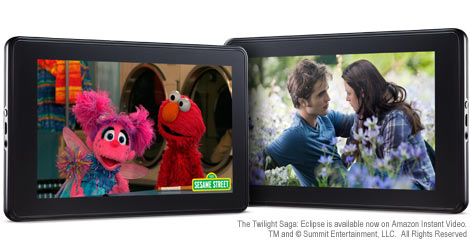 Kindle Fire Offer Cloud Storage