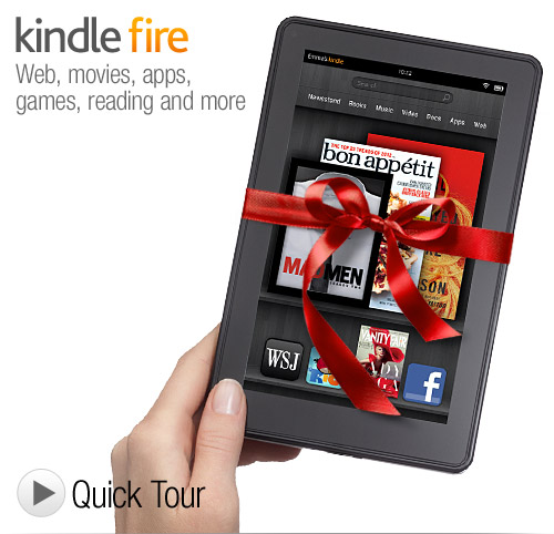 Amazon Kindle Fire Black Friday
