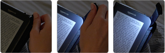 Amazon kindle tok