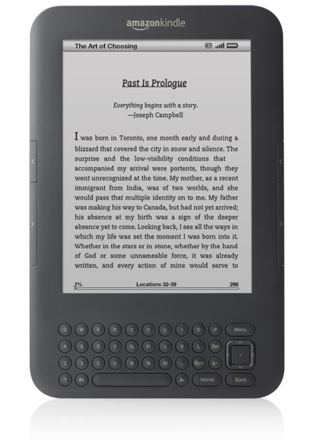 Kindle Keyboard Australia