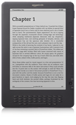 Kindle DX, Free 3G, 3G Works Globally, Graphite, 9.7' Display with New E Ink Pearl Technology