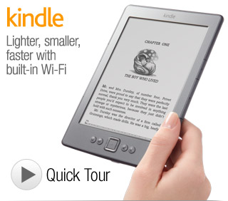Amazon - Refurbished Kindle eReader with Special Offers - $49