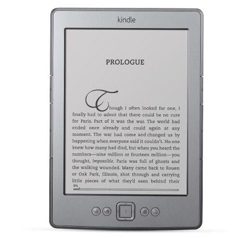 Kindle Black Friday and Cyber Monday Deals 2012