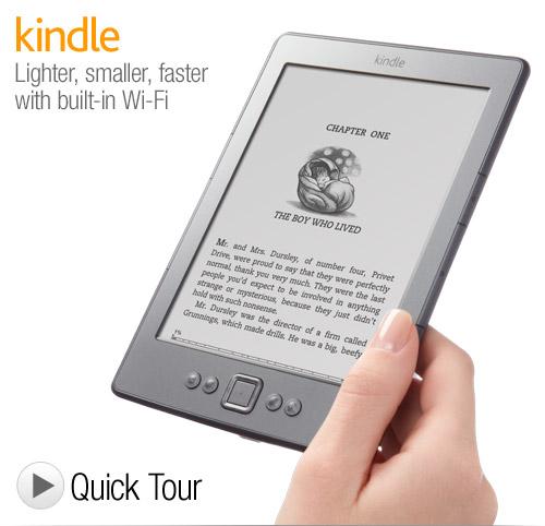 Kindle dengan harga $79 hanya untuk hari ini