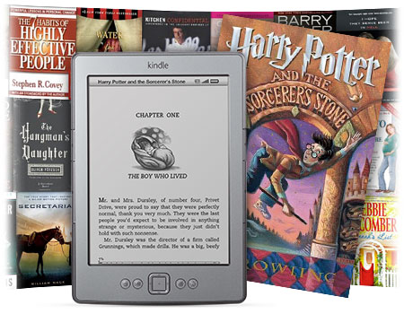 Read Harry Potter for Free in the Kindle Owners' Lending Library