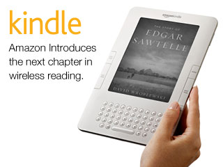 "Kindle Wireless Reading Device (6"" Display, U.S. Wireless)"