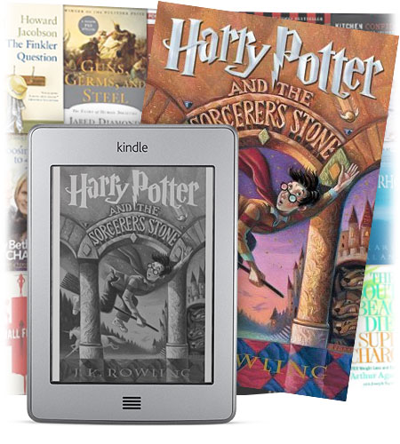 Read Harry Potter for Free in the Kindle Owner\'s Lending Library