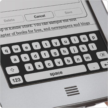 Kindle Touch Wi Fi 6 E Ink Display