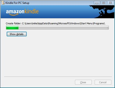 Kindle for PC Installer Image