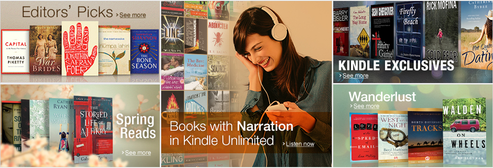 Kindle Unlimited