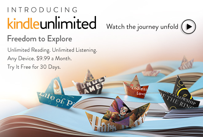 Introducing Kindle Unlimited