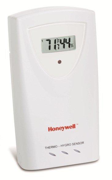 Honeywell temperature and humidity sensor