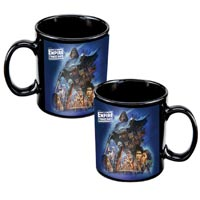 Star Wars Empire Strikes Back, 12-Ounce Mug