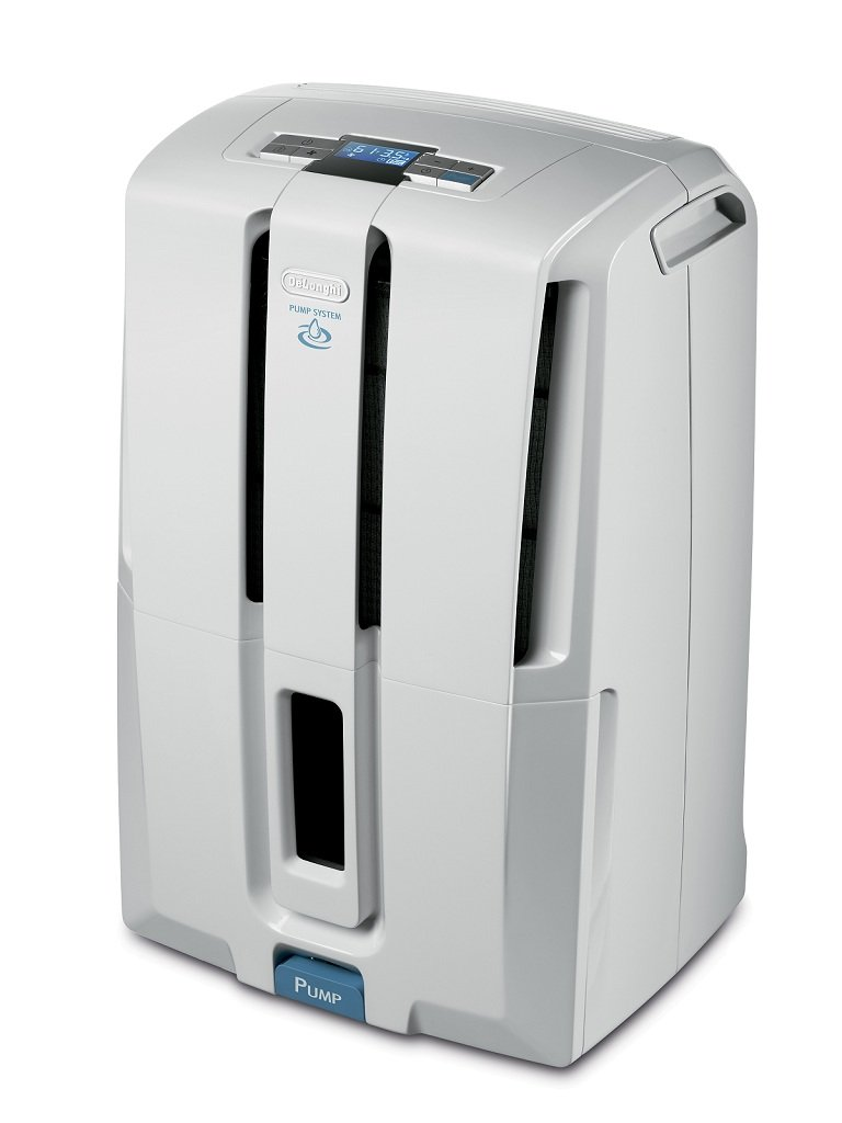 ... on DeLonghi DD50P 50 Pt. Energy Star Dehumidifier with Patented Pump