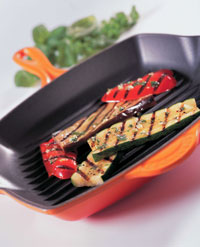 Flame Skillet Grill
