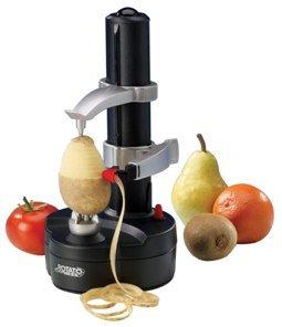 Pelador de frutas manual