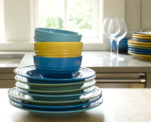 Dinnerware Stack