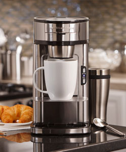 HB 49981Mug AmazonA Review: Bodum Bistro Electric French Press Coffee & Tea Maker or Dripper
