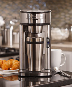 HB 49981TravelMug AmazonA Review: Bodum Bistro Electric French Press Coffee & Tea Maker or Dripper