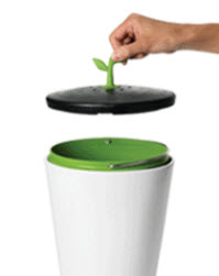chefu0027n ecocrock counter compost bin