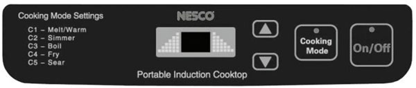PIC-14 Induction Cooktop