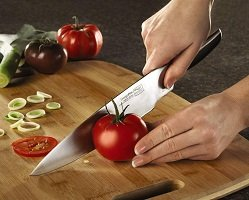 Chicago cutlery designpro chef knives 8 inch for M kitchen world chop wash