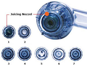 Kuvings Slow Juicer Spare Parts : Kuvings NJE-3580U Masticating Slow Juicer, Silver reliable juicers - Buy Online - lot of ...