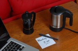 Coffee anywhere