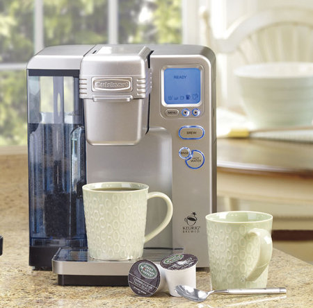 Cuisinart Coffee Maker Problems Leaking : Cuisinart Ss 700 Single Serve Brewing System Html Share The Knownledge