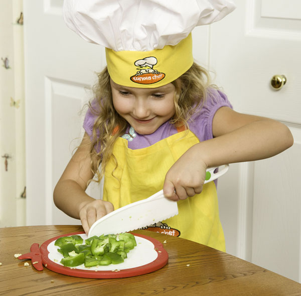 Children S Safety Kitchen Knives