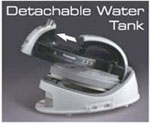 Removable tank