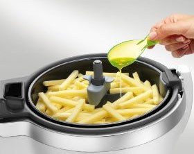 T-fal FZ700251 ActiFry Oil Less Cooker