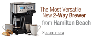 Hamilton Beach 49983 2-Way FlexBrew