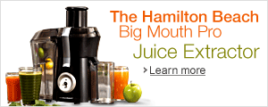 Hamilton Beach 67650A Big Mouth Pro Juicer